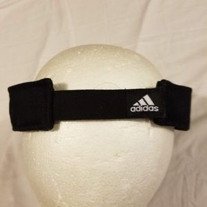 adidas Accessories - All Blacks Adidas New Zealand rugby visor Hat NWT